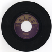Alton Ellis - History Recalled / Gregory Isaacs - Hunger For Your Love (R.I.T.S.) UK 7""